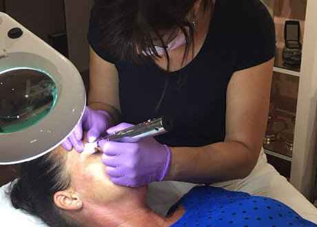 Beauty Behandlung - Leistungen - Michaela Friedek